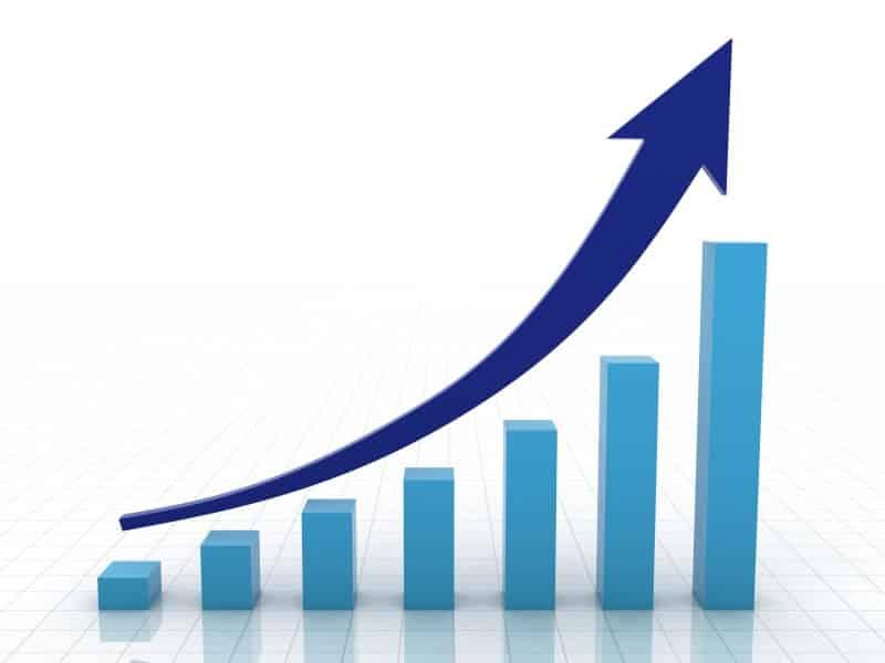 Increase of sales – MANTAS SERVICE